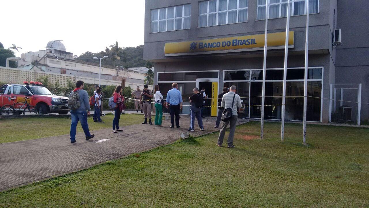 Circuito Banco Do Brasil 2017 : PolÍcia confirma tentativa de furto a caixas eletrÔnicos