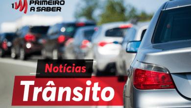 Photo of MOTOCICLISTA BATE EM TÁXI NA AVENIDA CASTELO BRANCO