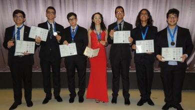 Photo of ESTUDANTES DO COLUNI CONQUISTAM MEDALHAS EM OLIMPÍADA INTERNACIONAL DE MATEMÁTICA