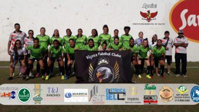 Photo of Viçosa Futebol Clube se classifica para semifinal do regional do café futebol feminino