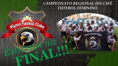 Photo of Viçosa Futebol Clube é finalista no Regional do Café Futebol Feminino