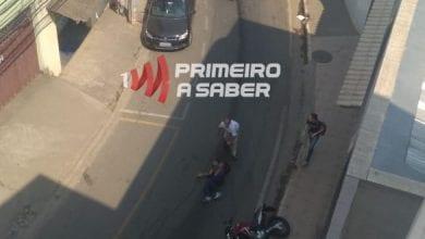 Photo of Atenção: óleo na pista na Rua dos Passos