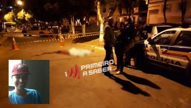 Photo of Homem é morto na rua Santana