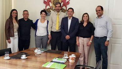 Photo of Assessor da Empresa Brasileira de Serviços Hospitalares visita UFV e discute futuras parcerias