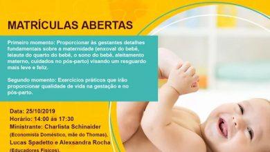 """Photo of Nudese oferece curso gratuito """"Entre fraldas e desafios: meu bebê e eu"""""""