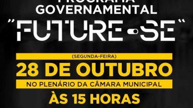 Photo of Programa FUTURE-SE será tema de Audiência Pública com a presença das Deputadas Margarida Salomão e Beatriz Cerqueira