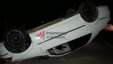 Photo of Motorista foge após bater em carro na saída da Barrinha para a Colônia