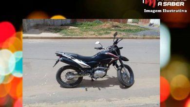 Photo of Motocicleta é roubada em Paula Cândido