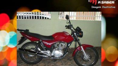 Photo of Ladrões roubam motocicleta com placa de Ervália em São Miguel do Anta