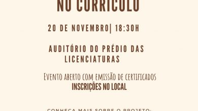 Photo of Projeto De Olho na Tela realiza nova sessão de cinema nesta quarta-feira