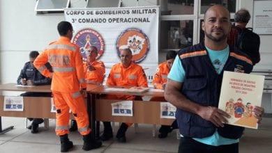 Photo of Chefe da Defesa Civil participa de treinamento sobre gestão do risco de desastre