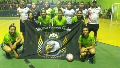 Photo of Equipe viçosense de futebol feminino em busca de mais uma conquista