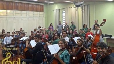 Photo of Orquestra Sol do Amanhã realiza concerto gratuito no Espaço Fernando Sabino nesta quarta-feira