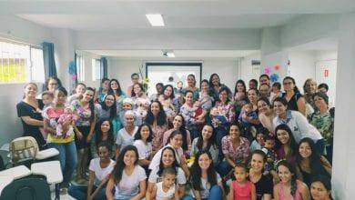 Photo of Mamães doadoras de leite encontram quem recebeu as doações em 2019