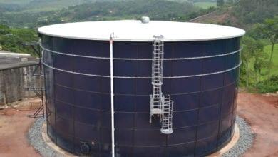Photo of SAAE finaliza reservatório de 3 milhões de litros e inicia construção da adutora de interligação