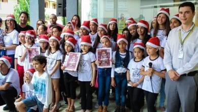 Photo of Cantata de Natal é realizada em Ervália