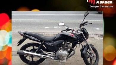 Photo of Motocicleta furtada em Visconde do Rio Branco é localizada em Coimbra