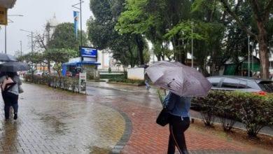 Photo of Frente fria chega no fim de semana e traz chuvas para a Zona da Mata